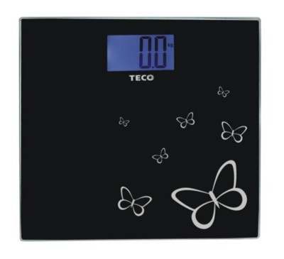 TECO 東元藍光時尚體重計(XYFWT486)/強化玻璃/電子秤/人體秤 (5折)