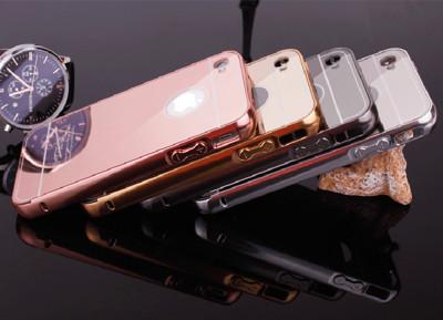 【JAR嚴選】金屬鏡面高質感手機殼 (1.5折)