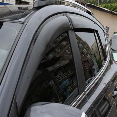 高級汽車專屬晴雨窗(後座)~裕隆/三菱/現代 (6.9折)