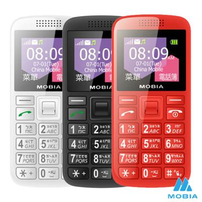 【MOBIA 摩比亞】M106 3G 直立式 老人手機 - 贈手機保護袋 (6.1折)
