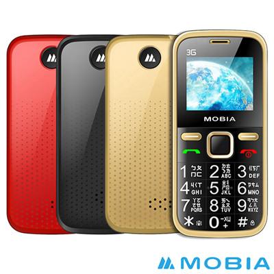 【MOBIA 摩比亞】M103 3G 直立式 老人手機 - 贈手機保護套 (4.5折)