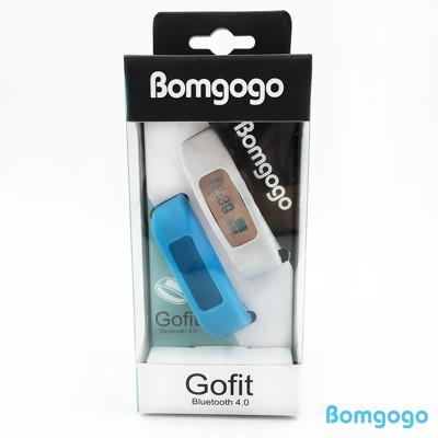 Gofit健康手環特別款(多贈送一個錶帶)_ 時間顯示、睡眠監測、計步器、 遙控拍照、能量消耗等功能 (2.3折)