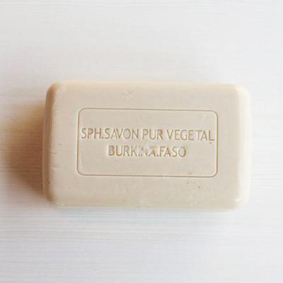 法國原裝進口乳油木果脂蘆薈清潤皂 (4.7折)