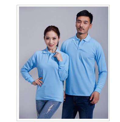 美式休閒男女POLO衫 (3.3折)