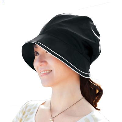 【日本COGIT】純棉髮型不變形小臉UV帽 (1.9折)