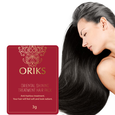 ORIKS韓方植萃護髮膜旅行包 (0.1折)