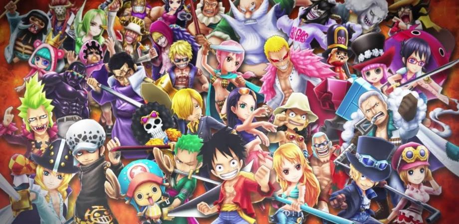 Choose tickets for ™2019[MOZI]™ || One Piece: Stampede ||| TELJES