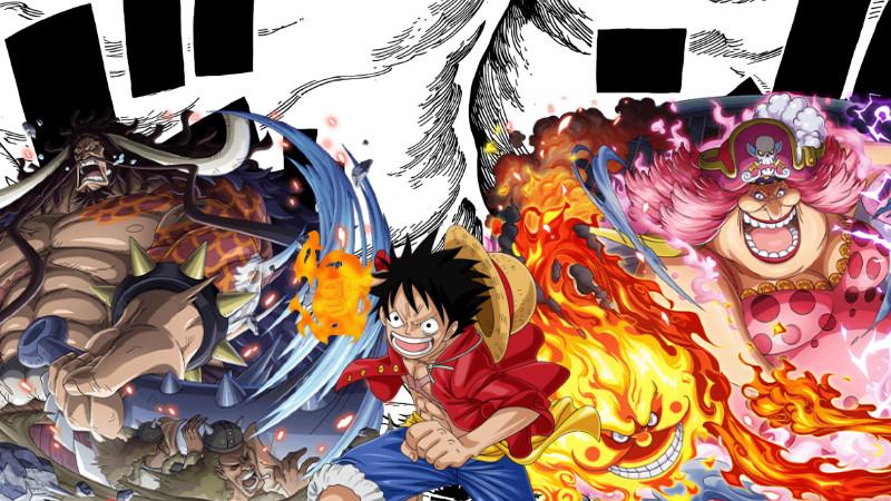 Nédz] One Piece: Stampede (2019) Teljes Film Magyarul Online