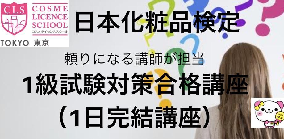 日本 化粧品 検定
