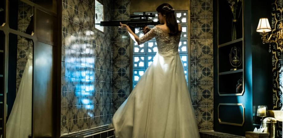 The Villainess (악녀) (2017) | Faces of the Korean Woman | Peatix