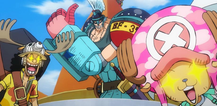 ดูหนัง One Piece Stampede (2019) - ดูหนังออนไลน์ | Peatix