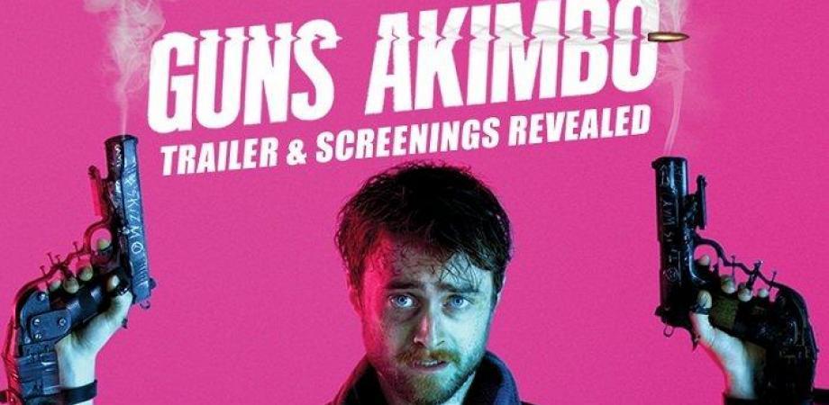 Watch Guns Akimbo (2020) Full Movie in HD 720p/1080p #1   Peatix
