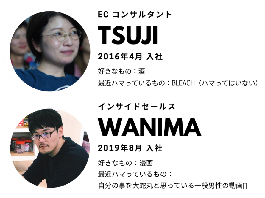 tsuji&wanima