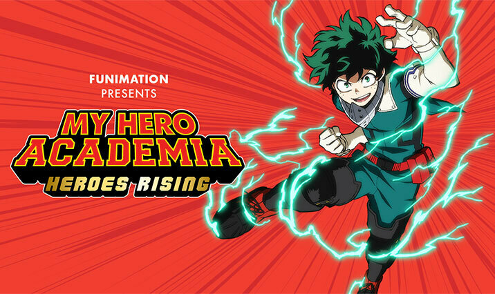 Regarder My Hero Academia Heroes Rising 2019 Streaming Vf En Francais Gratuit Peatix