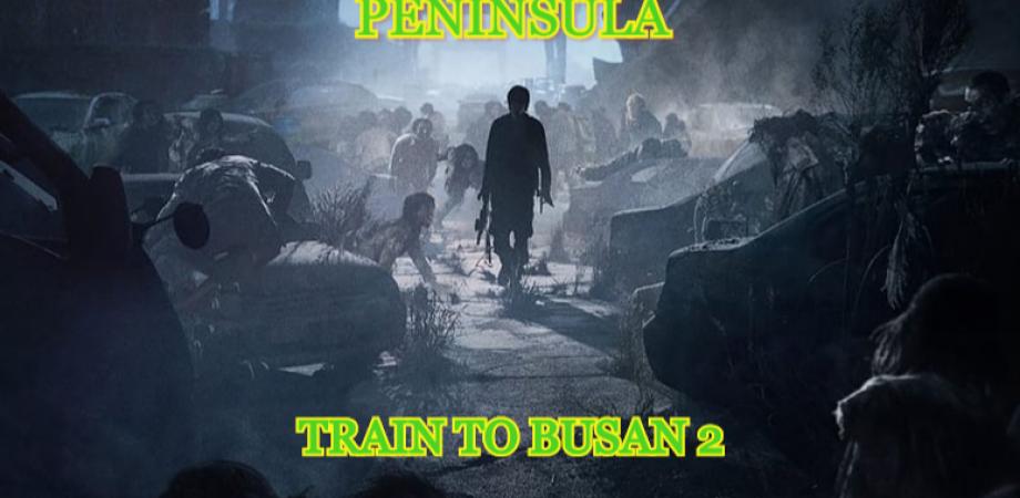nonton film train to busan peninsula 2020  train to
