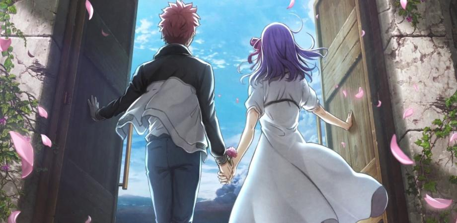 Gekijouban Fate Stay Night Heaven S Feel Iii Spring Song