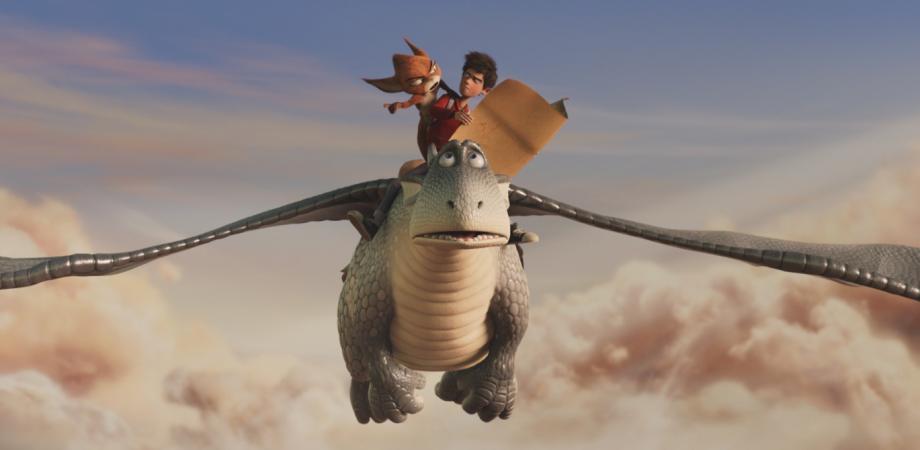 DRAGON RIDER (2020) มหัศจรรย์มังกรสุดขอบฟ้า [HD][พากย์ไทย]-  ดูหนังออนไลน์ฟรี | Peatix