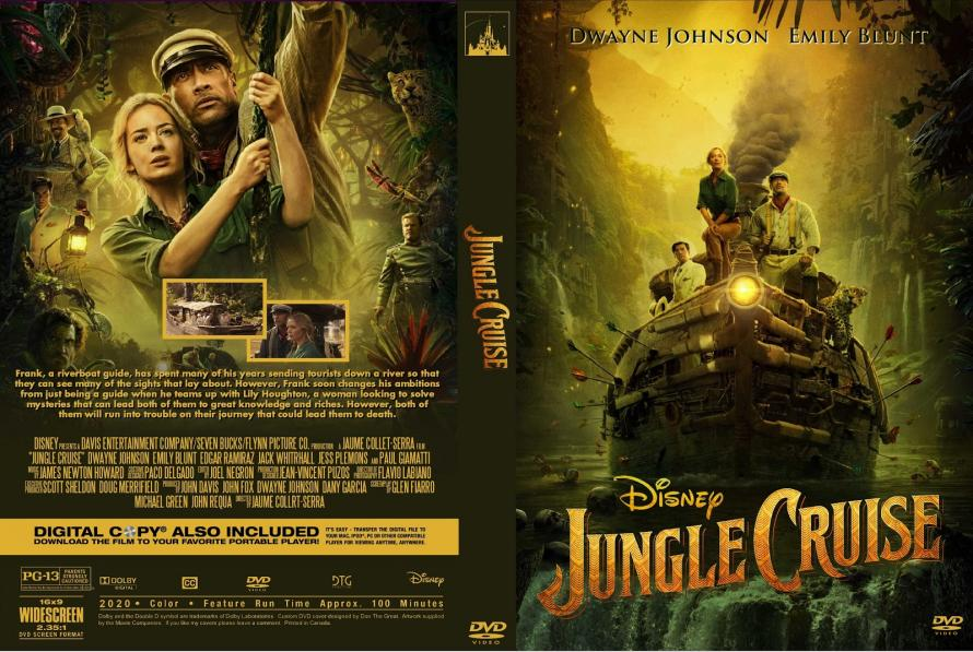 Jungle Cruise 2021 Downld N O W 1080p Hd Peatix