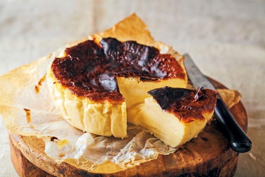 ケーキ レシピ チーズ 18cm バスク 山本ゆりさんのバスク風チーズケーキのレシピ。トースターで簡単!