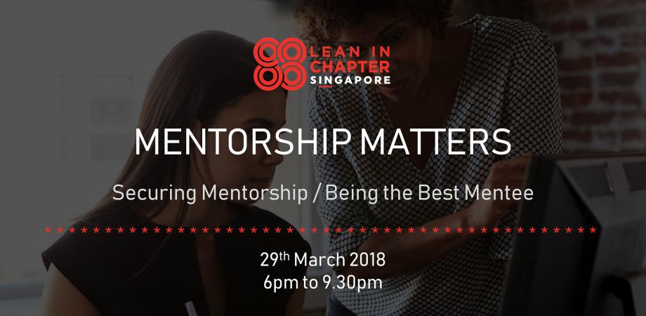Dating singapore mentor