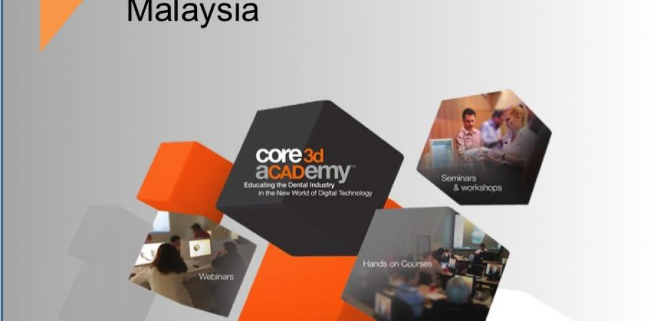 Core3dcentres Malaysia - Digital Laboratory - 3Shape Smile