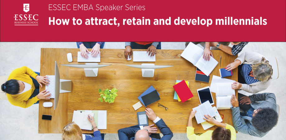 ESSEC EMBA Speaker Series: How to attract, retain and