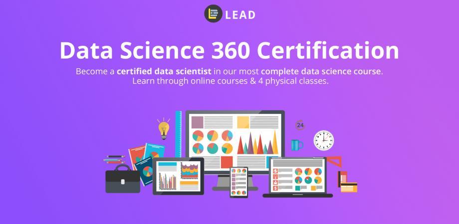 Data Science 360 Certification   Peatix