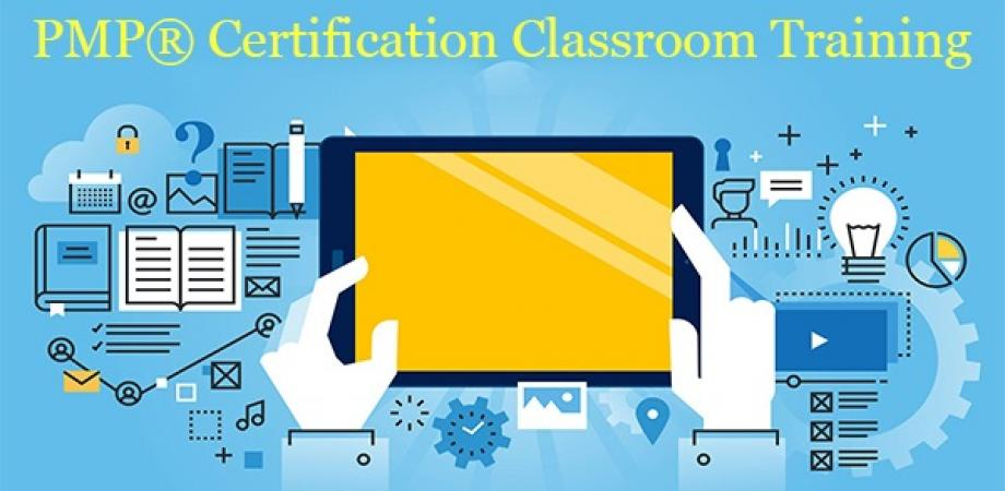 PMP (Project Management Professional) Certification Training in ...