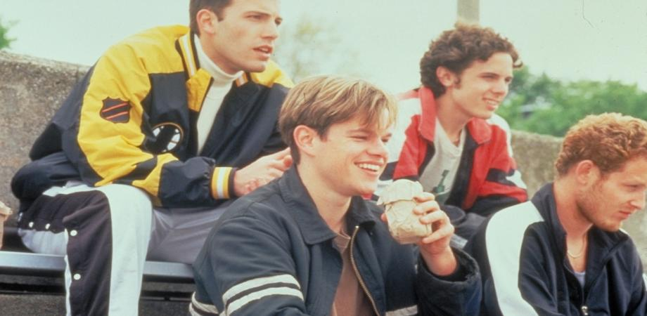 Good Will Hunting 1997 Full Movie Hd Peatix