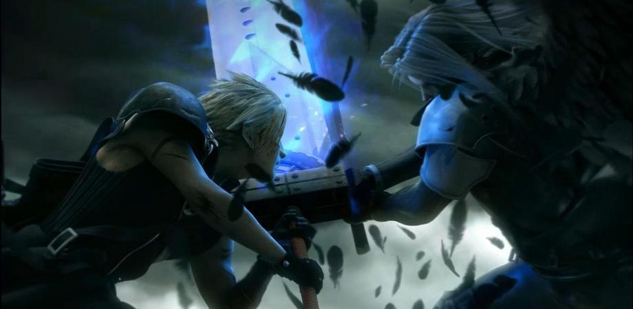 Final Fantasy Vii Advent Children 2005 Full Movie Hd Peatix