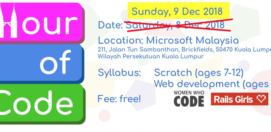 Hour Of Code Peatix