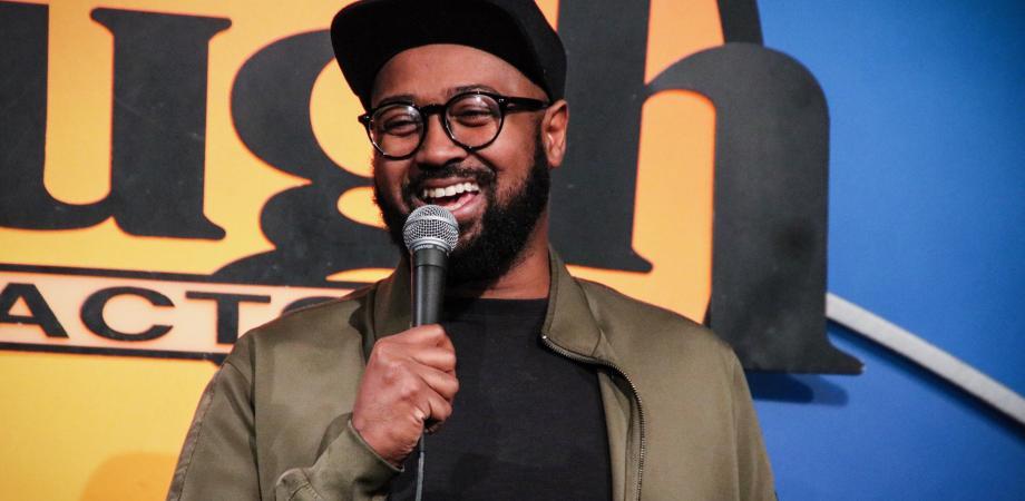Millennials English Comedy: International Headliner Mateen