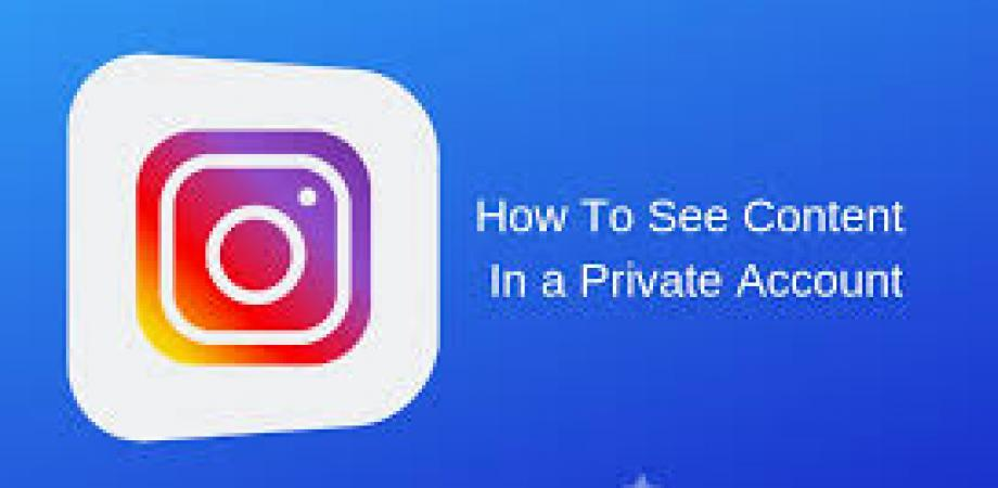 How To View Private Instagram Profiles Without Human Verification