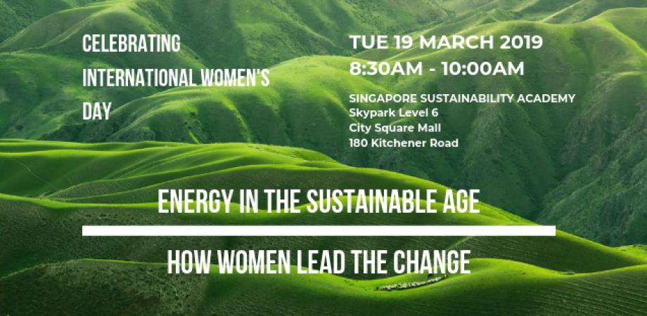 Women in Energy, Asia