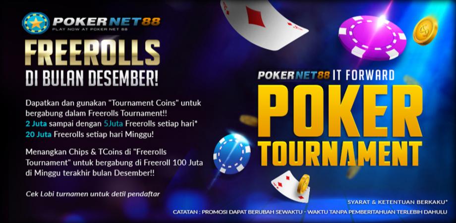 Judi Online Pokernet88 Peatix