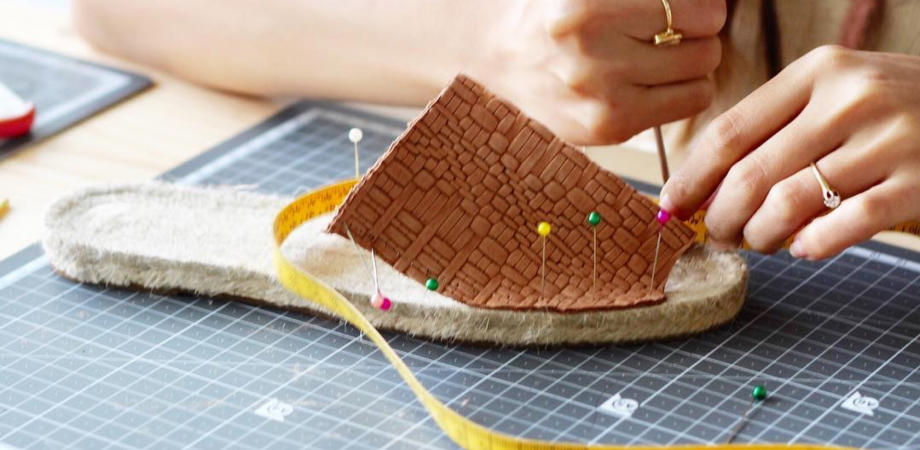 Make Your Own Shoes: The Leather Scrap
