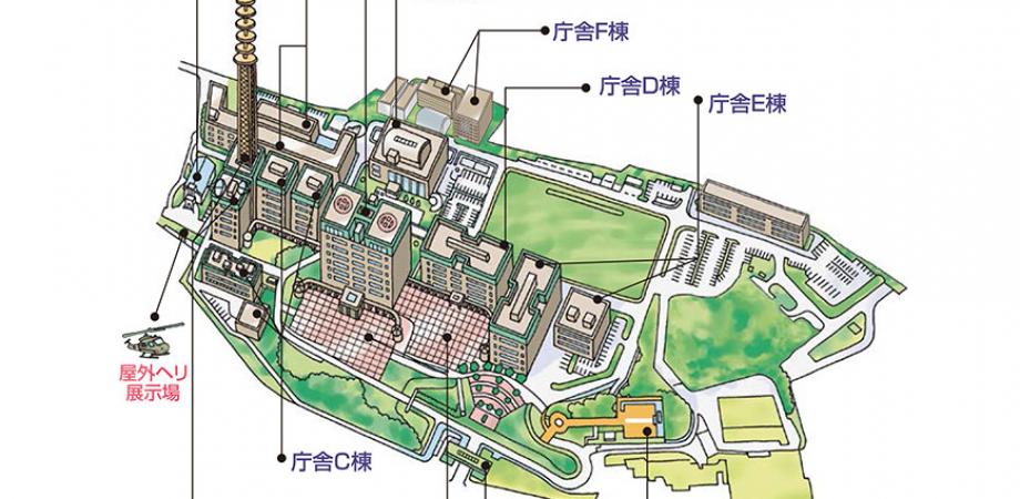 日本を守る防衛省 市ヶ谷台ツアー | Peatix