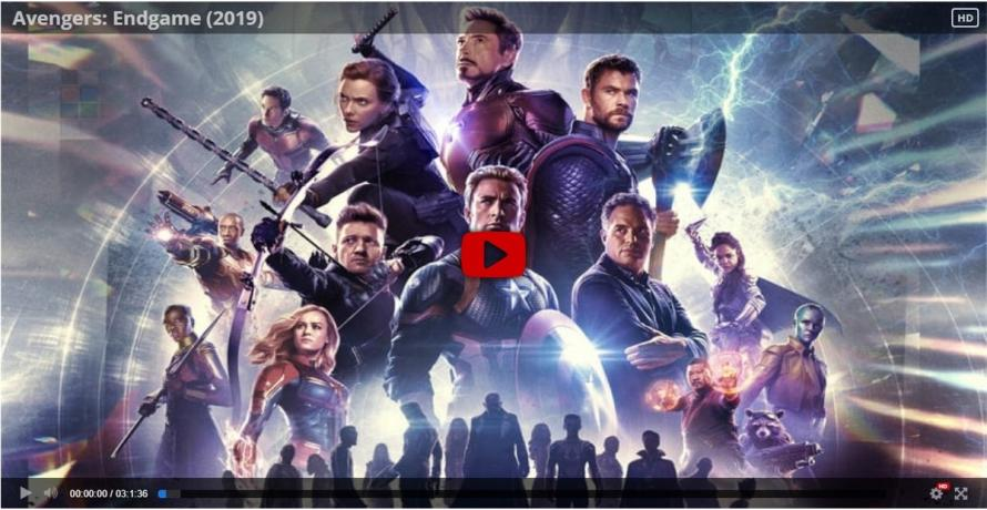 "Avengers Endgame 2019 Hd 1080p À¸à¹€à¸§à¸™à¹€à¸ˆà¸à¸£ À¸ª À¸‹ À¸¡à¸Š À¸""ชนโรง Peatix"