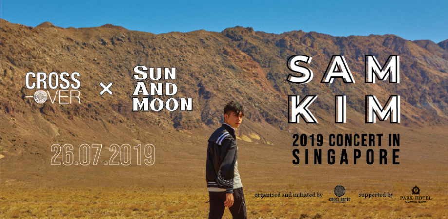 cross-over X Sam Kim: Sun And Moon Concert