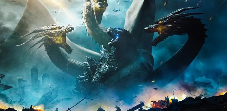 ก็อดซิลล่า 2: ราชันแห่งมอนสเตอร์ Godzilla: King of the Monsters ...