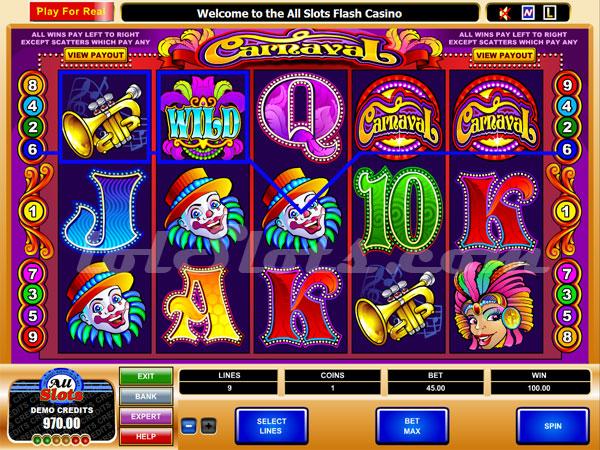 events casino Online