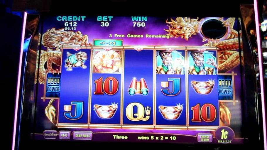 fu lu shou gameplay Slot