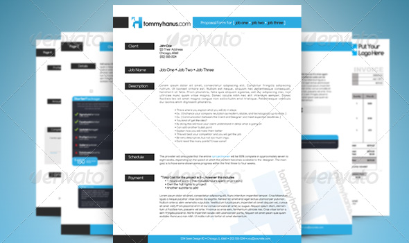 gain huge success with proposal templates peatix