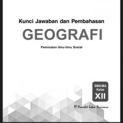 Buku Intan Pariwara Kelas 12 Dunia Sekolah