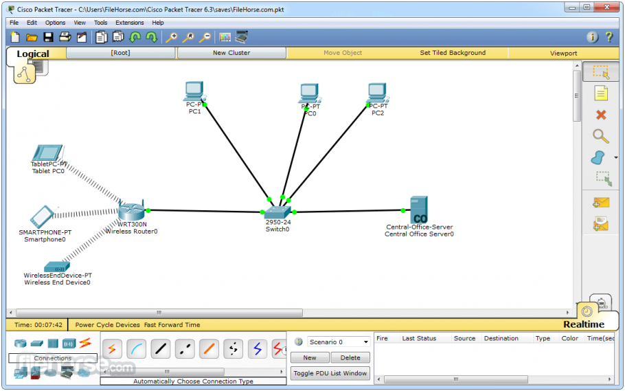 free download cisco packet tracer 6.0 software