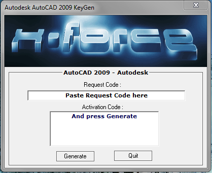 autocad 2009 software free download full version with crack