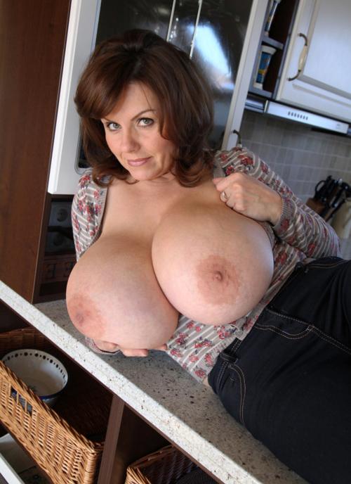 Tits mature porn big Grandmamma Movies