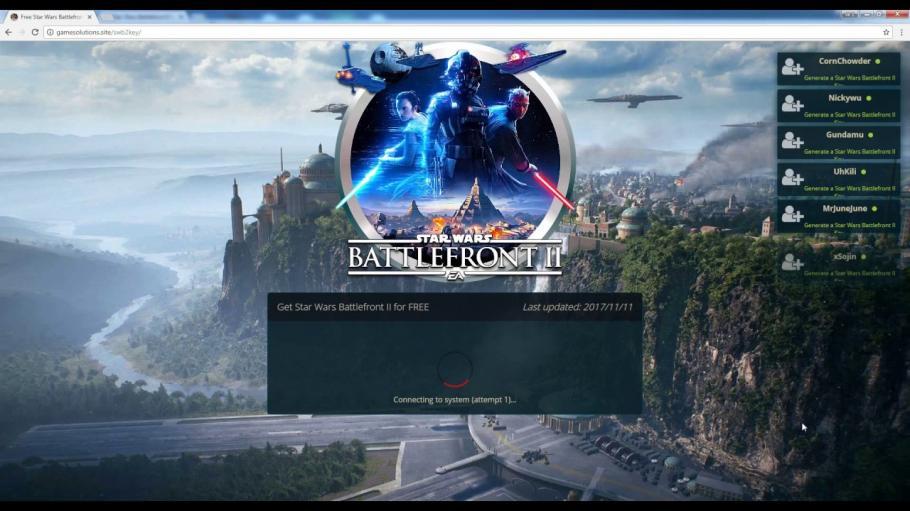 Star wars battlefront original download
