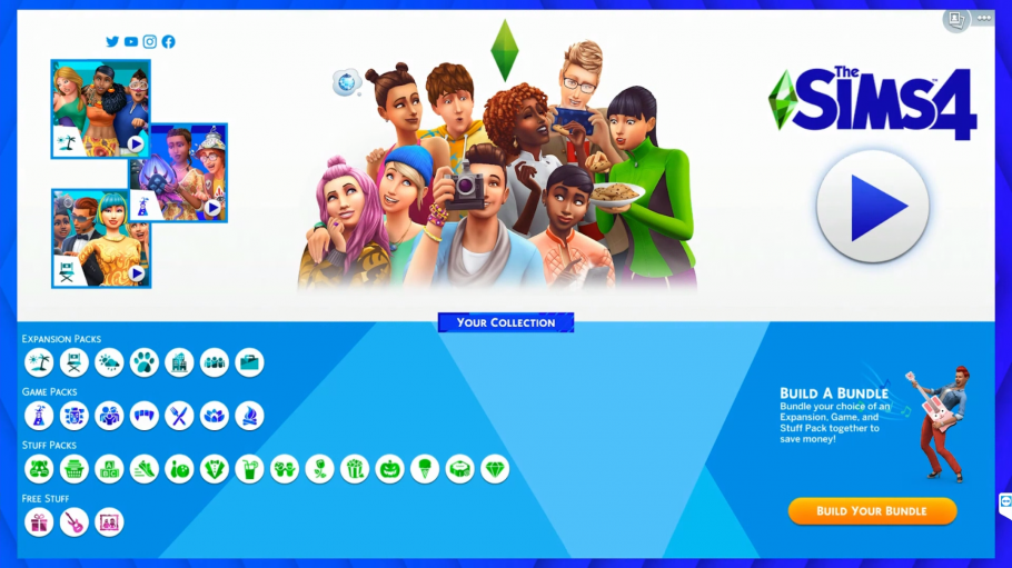 The sims 3 all expansions stuff packs ##best## free download mediafire