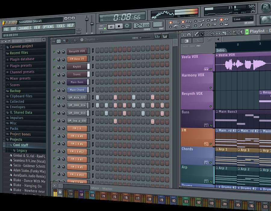 fl studio 11 pc free download
